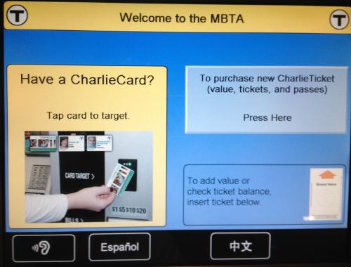 Charlie Ticket step 1