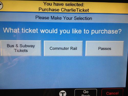 Charlie Ticket step 2
