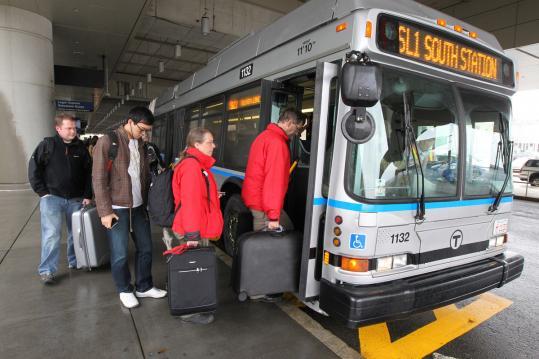Silver Line Bus