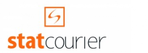Stat Courier Logo